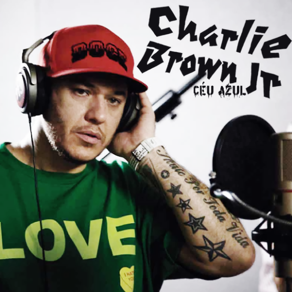 Charlie Brown Jr. - Céu Azul [1] (Capa do Single FanMade) Capa por HotFanMade [www.coverbrasil-leko017.blogspot.com]